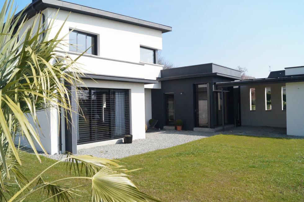 Extension maison moderne cheap extension maison moderne for Extension maison moderne